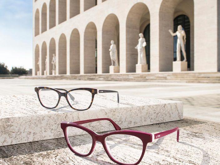 Fendi eyewear catalogo